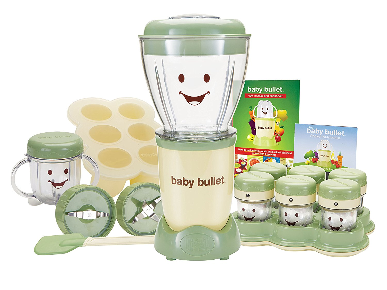 Magic Bullet Baby Bullet Baby Care System - $59.98