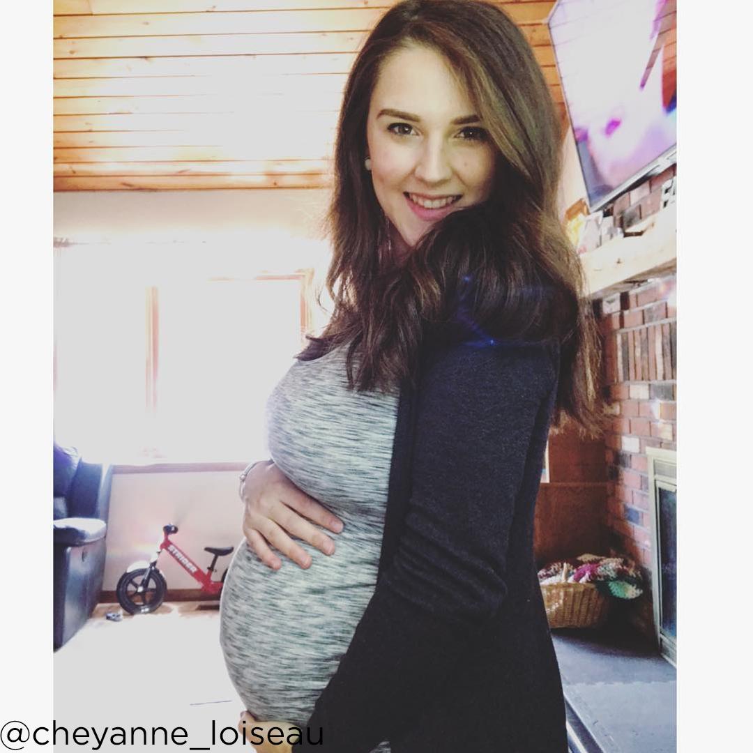 28 weeks pregnant weight gain cheyanne loiseau