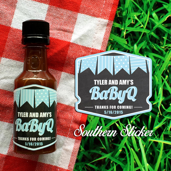 BabyQ Custom Barbecue Sauce  - $25.00