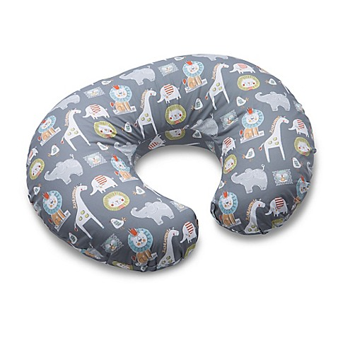 Classic Feeding & Infant Support Pillow - Sketch Slate - $39.99
