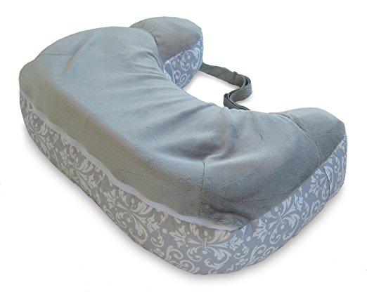 Best Latch Nursing Pillow - Kensington Gray - $44.98