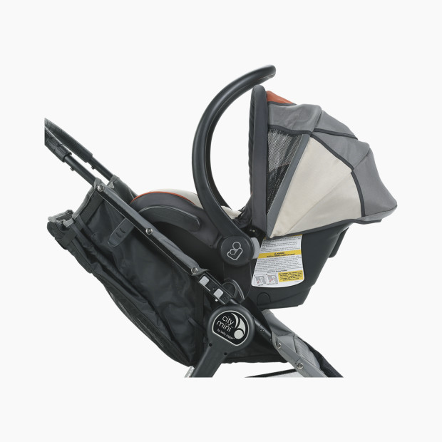 Baby Jogger Car Seat Adapter for City Mini/Mini GT Single - Cybex ...