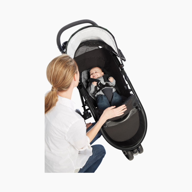 Graco Aire Click Connect Travel System Gotham Buy Buy Baby