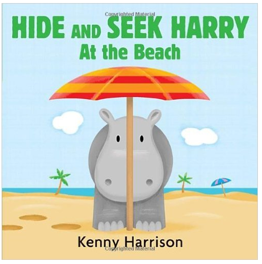 Hide and Seek Harry at the Beach - $4.66