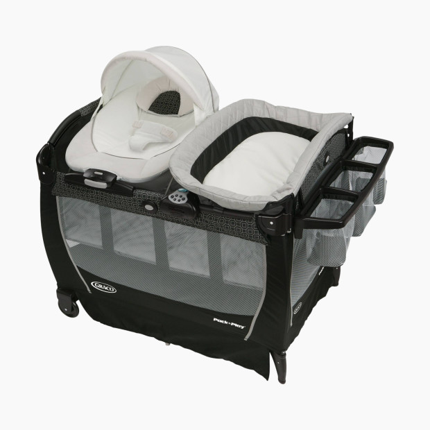Graco Pack N Play Snuggle Suite Lx Playard Babylist Store