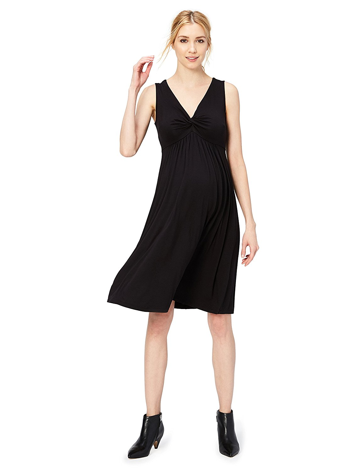 74ba372216ca1 Daily Ritual Maternity Sleeveless Dress - $22.00