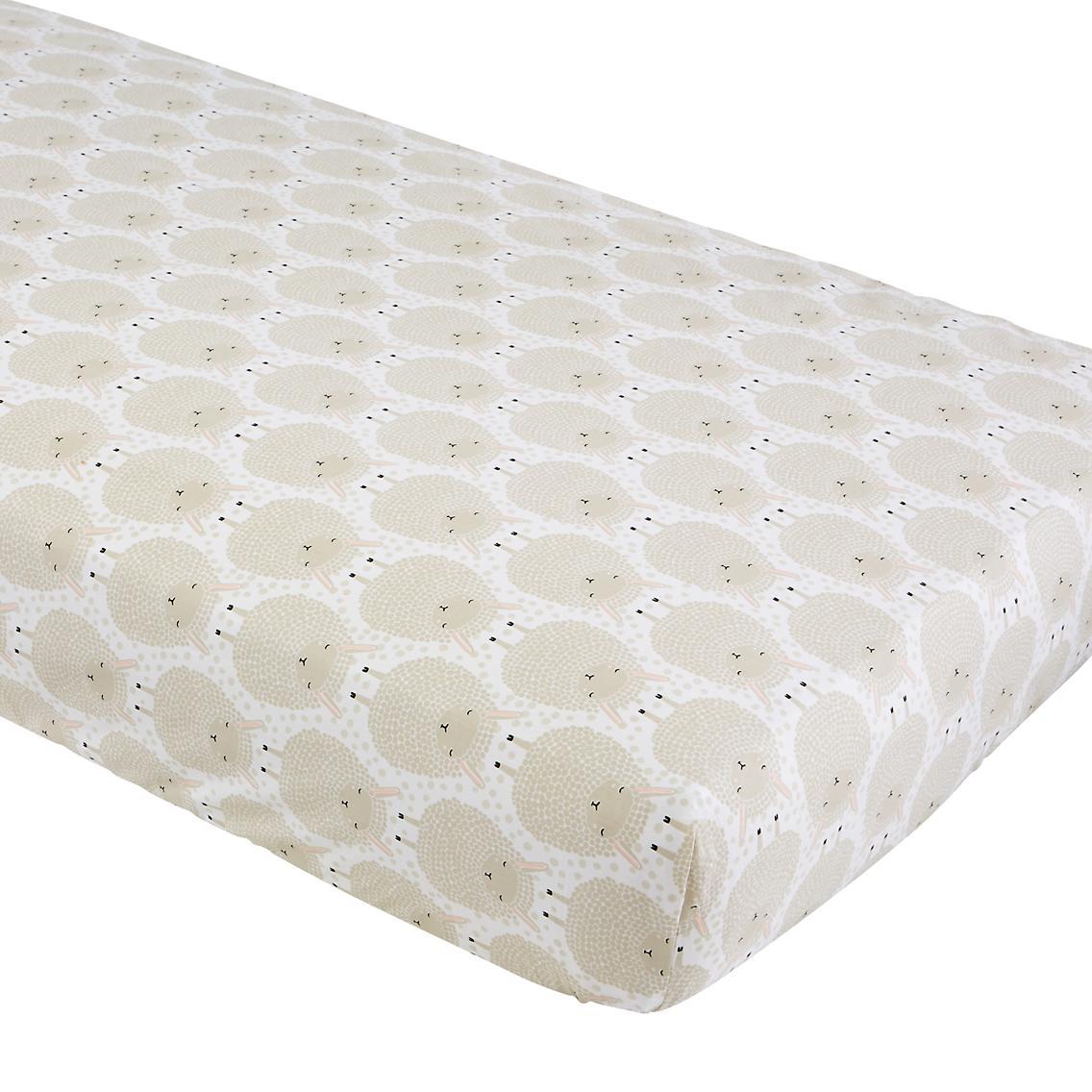 Sheepish Crib Bedding - $19.00