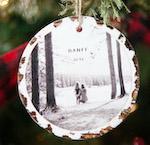 Photo Keepsake Ornaments
