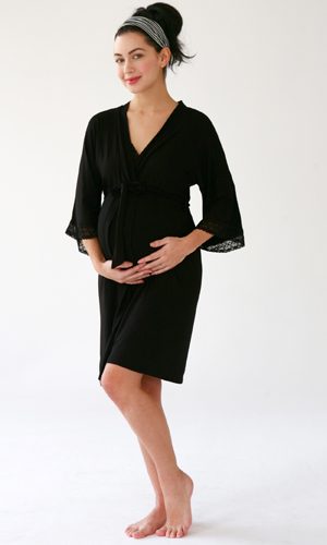 63e9bca8f65d7 Best Maternity and Nursing Robes of 2019