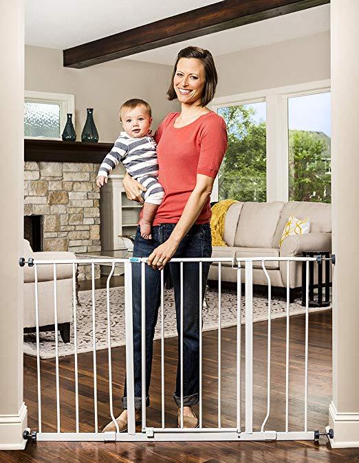 Regalo Easy Open Wide Baby Gate   $38.99