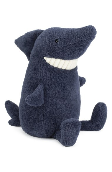 """""""Toothie Shark"""" Stuffed Animal - $25.00"""