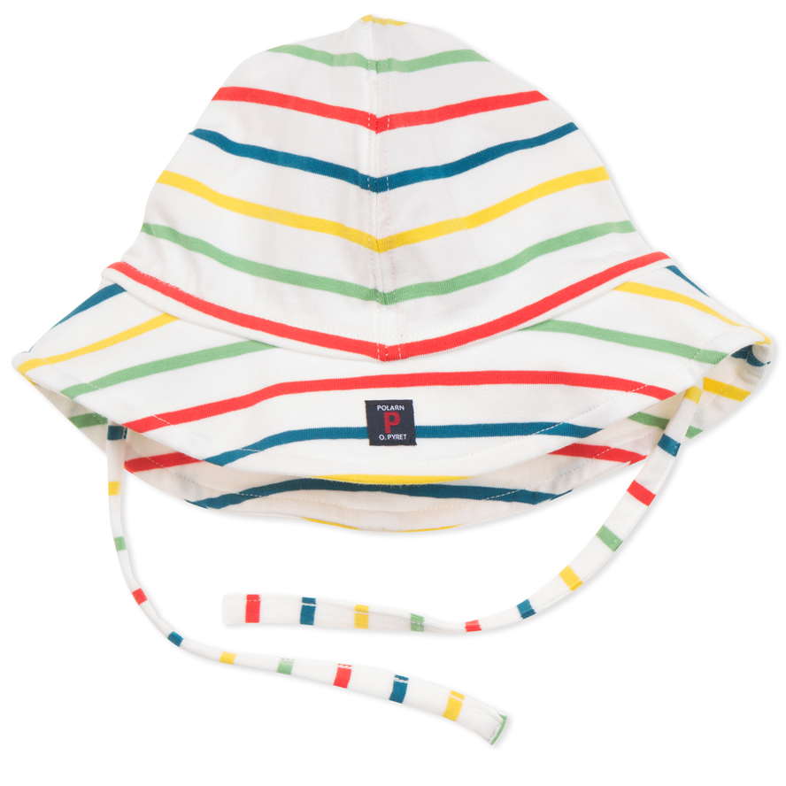 Signature Stripe Eco Sunhat - $23.95