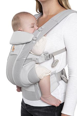 Ergobaby Infant Positioning