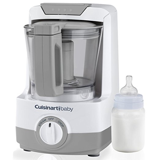 Cuisinart BFM-1000 Baby Food Maker and Bottle Warmer - $104.93