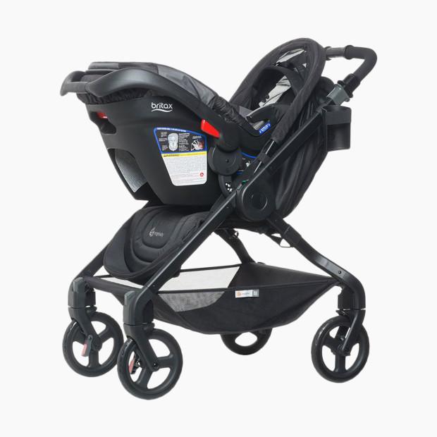 Ergobaby 180 Reversible Stroller Car Seat Adapter For Britax Bob