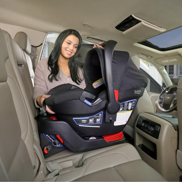 Britax B Safe Gen2 Infant Car Seat Base, Britax B Safe 35 Infant Car Seat Base
