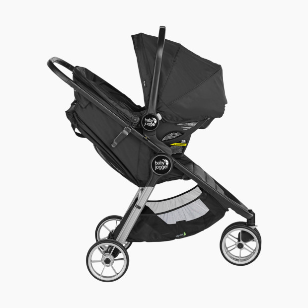Baby Jogger City Go Graco Car Seat, How To Put Car Seat Adapter On City Mini
