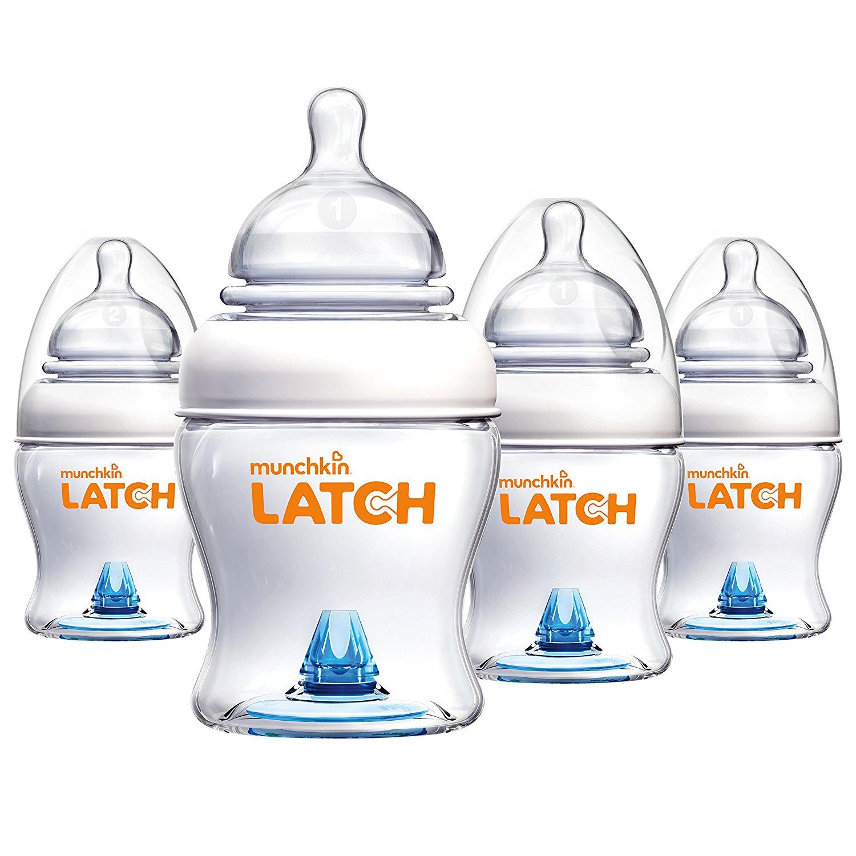 Munchkin Latch BPA-Free 4 Ounce Bottle - $16.15