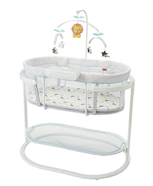 Fisher-Price Soothing Motions Bassinet - $113.94