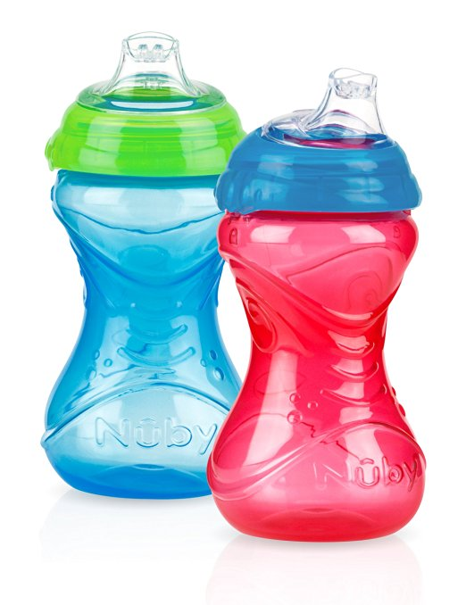 Nuby Clik-it Easy Grip - $7.99 for a pack of two