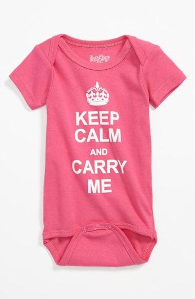 Keep Calm Bodysuit - $20.00