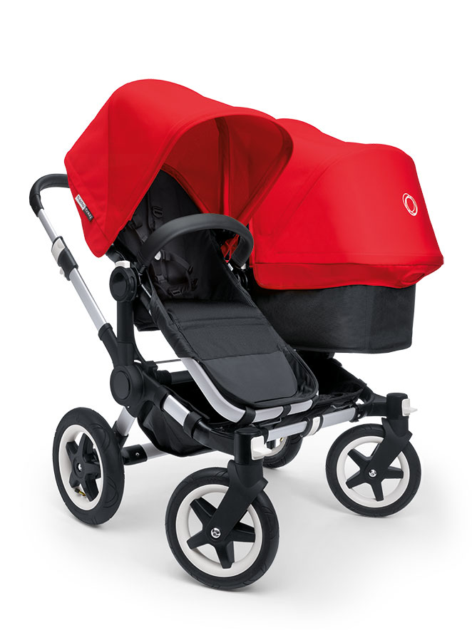 Bugaboo Donkey - $1399.00  sc 1 st  Babylist & Best Double Strollers of 2018
