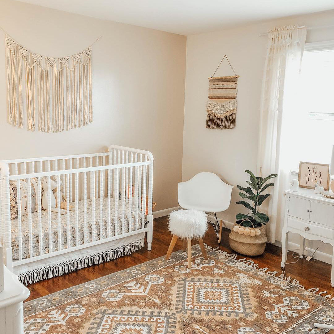 10 Gender Neutral Nursery Decorating Ideas: The Best Gender Neutral Nursery Inspiration