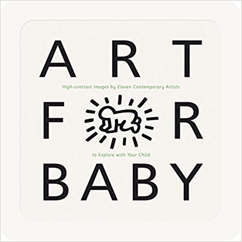 Baby Books About Art