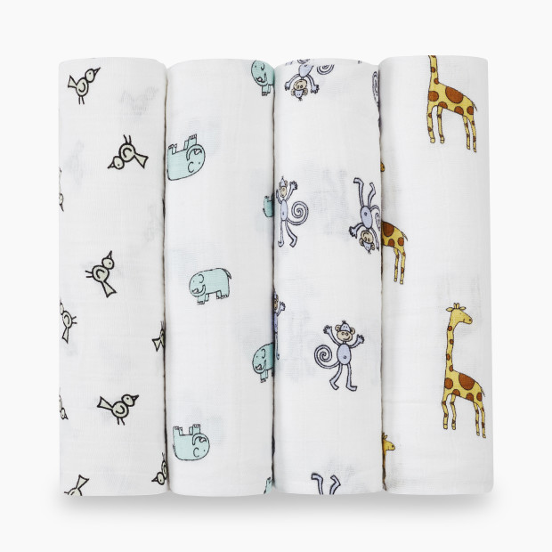 Aden + Anais Classic Swaddle (4 Pack) - $49.95