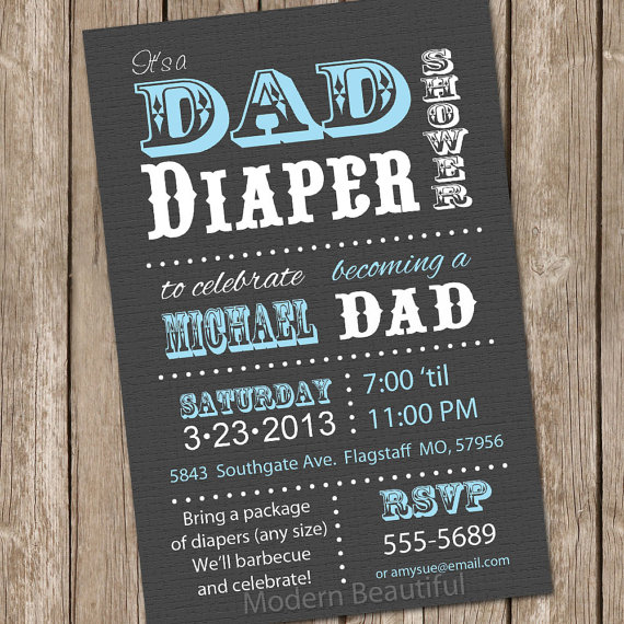 Diaper Party Shower Ideas