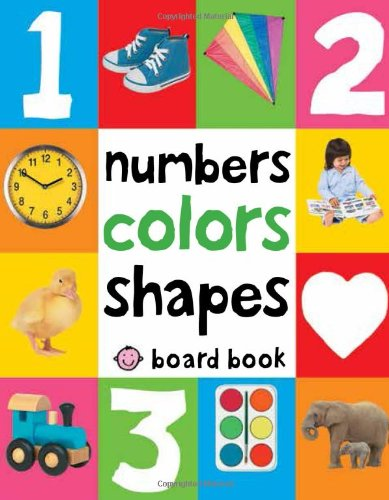 Numbers Colors Shapes - $4.86