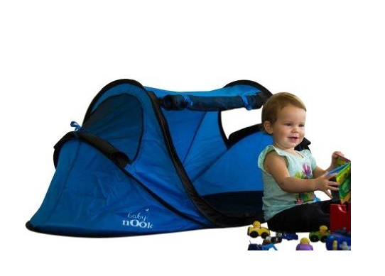 Baby Travel Bed and Beach Tent - $69.99  sc 1 st  Babylist : uv baby sun tent - memphite.com