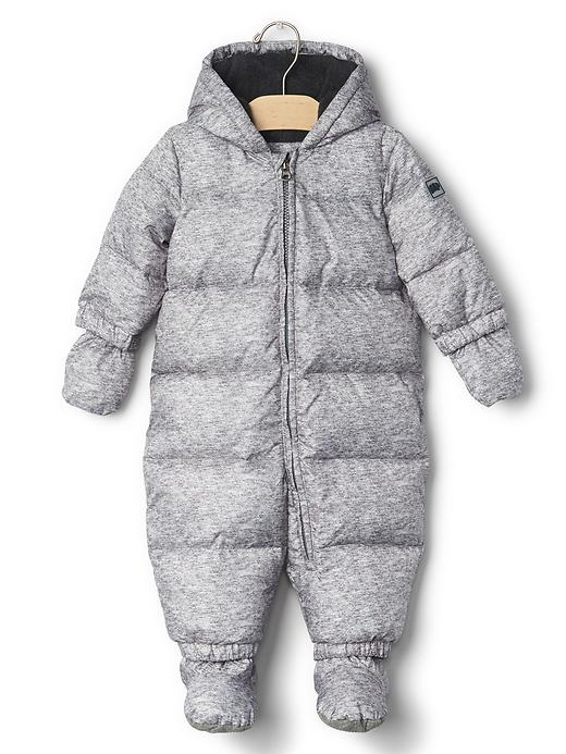 Warmest Down Snowsuit - $88.00