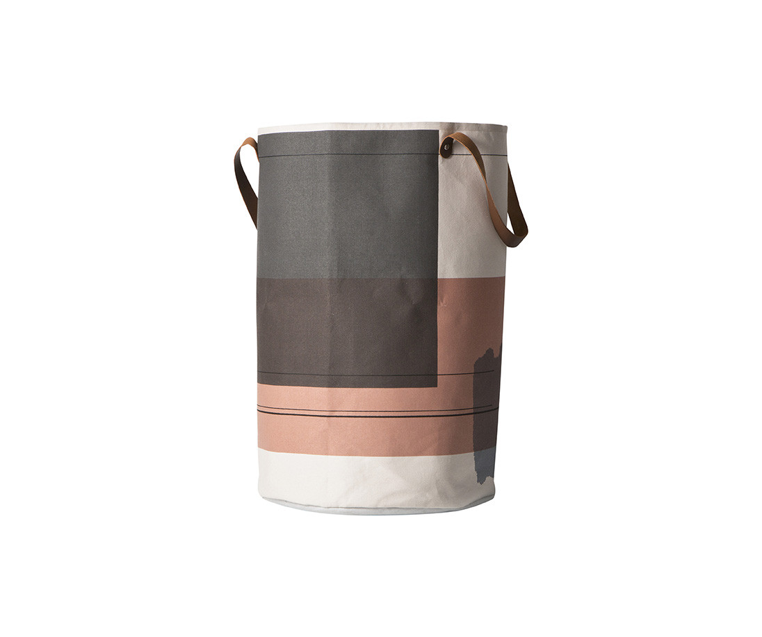 Color Block Basket - $115.00