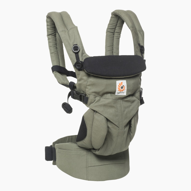Ergobaby Omni 360 Baby Carrier Pearl Gray