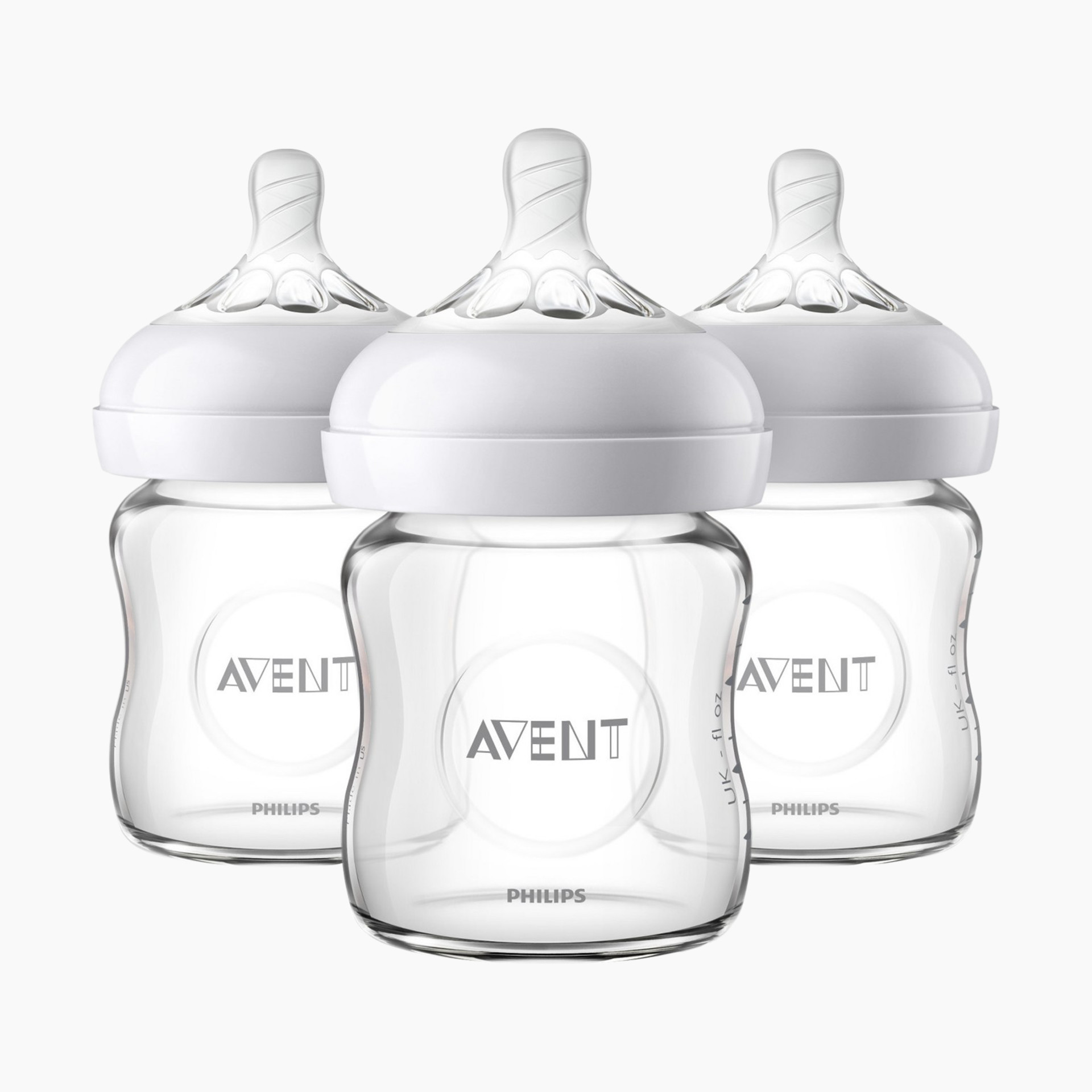 Philips Avent Natural Glass Bottle Babylist Store