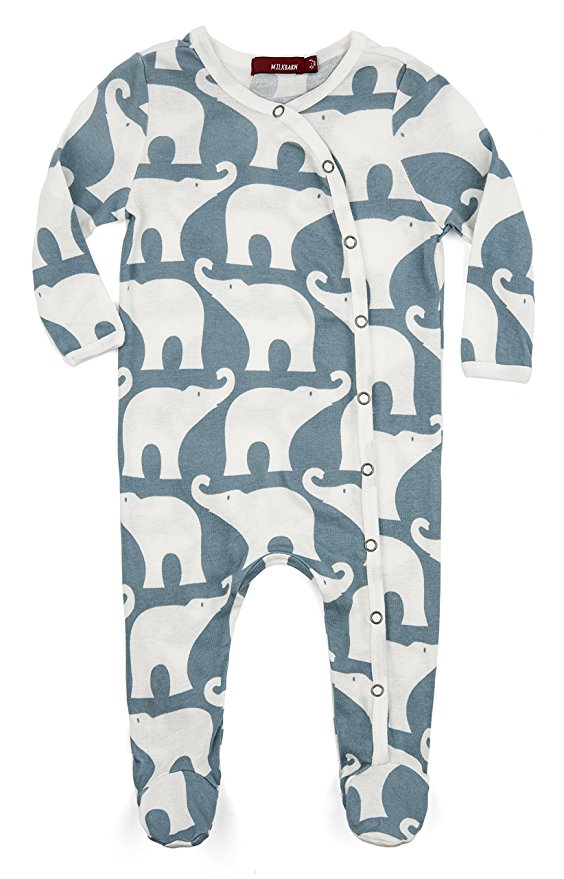Milkbarn Baby Footed Romper - $29 - $35.65