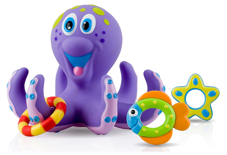 Nuby Octopus Hoopla   $6.88