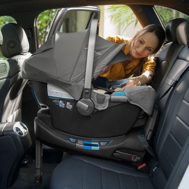 Nuna Pipa Relx Infant Car Seat Base, Nuna Pipa Car Seat Cover