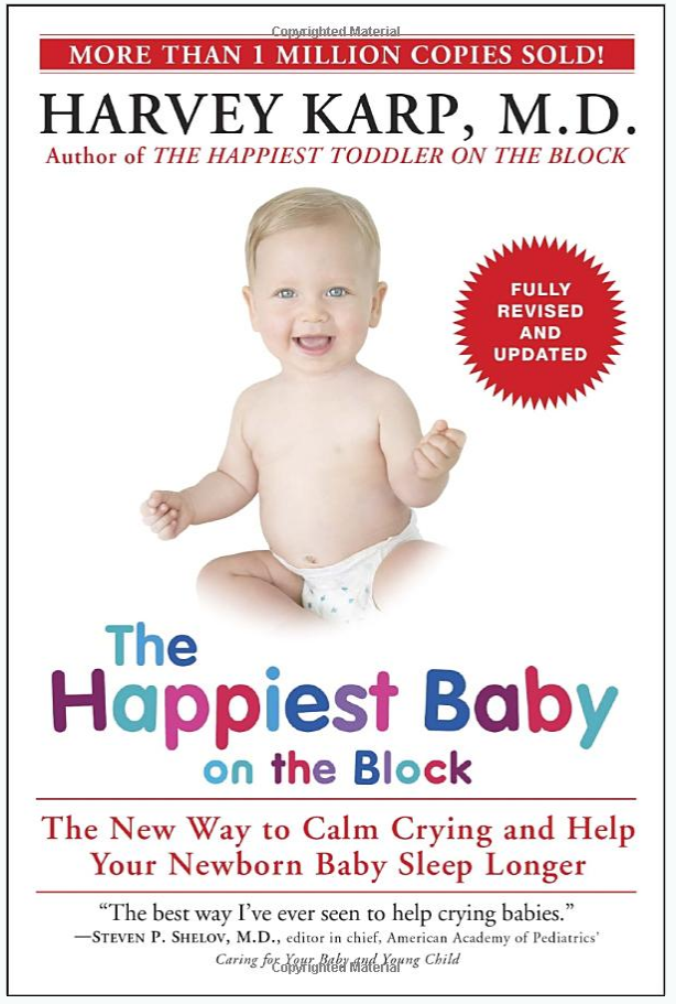 The Happiest Baby on the Block - $12.58