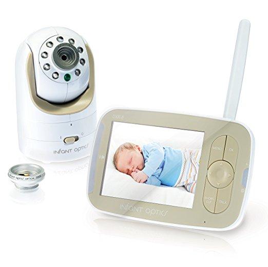 Infant Optics DXR-8 Video Baby Monitor - $165.99
