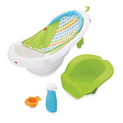 Fisher-Price 4-in-1 Sling 'n Seat Bath Tub - $39.99
