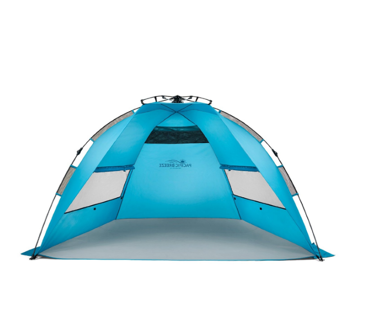 Pacific Breeze EasyUp Beach Tent - $69.99  sc 1 st  Babylist & Best Baby Beach Tents