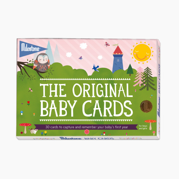 Milestone Baby's First Year Original Photo Cards - $24.00