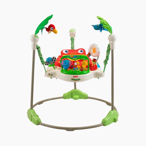 17d3f7253177 Fisher-Price Rainforest Jumperoo - Babylist Store