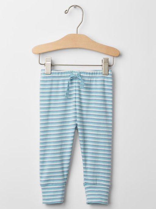 Stripe Band Pants - $12.95
