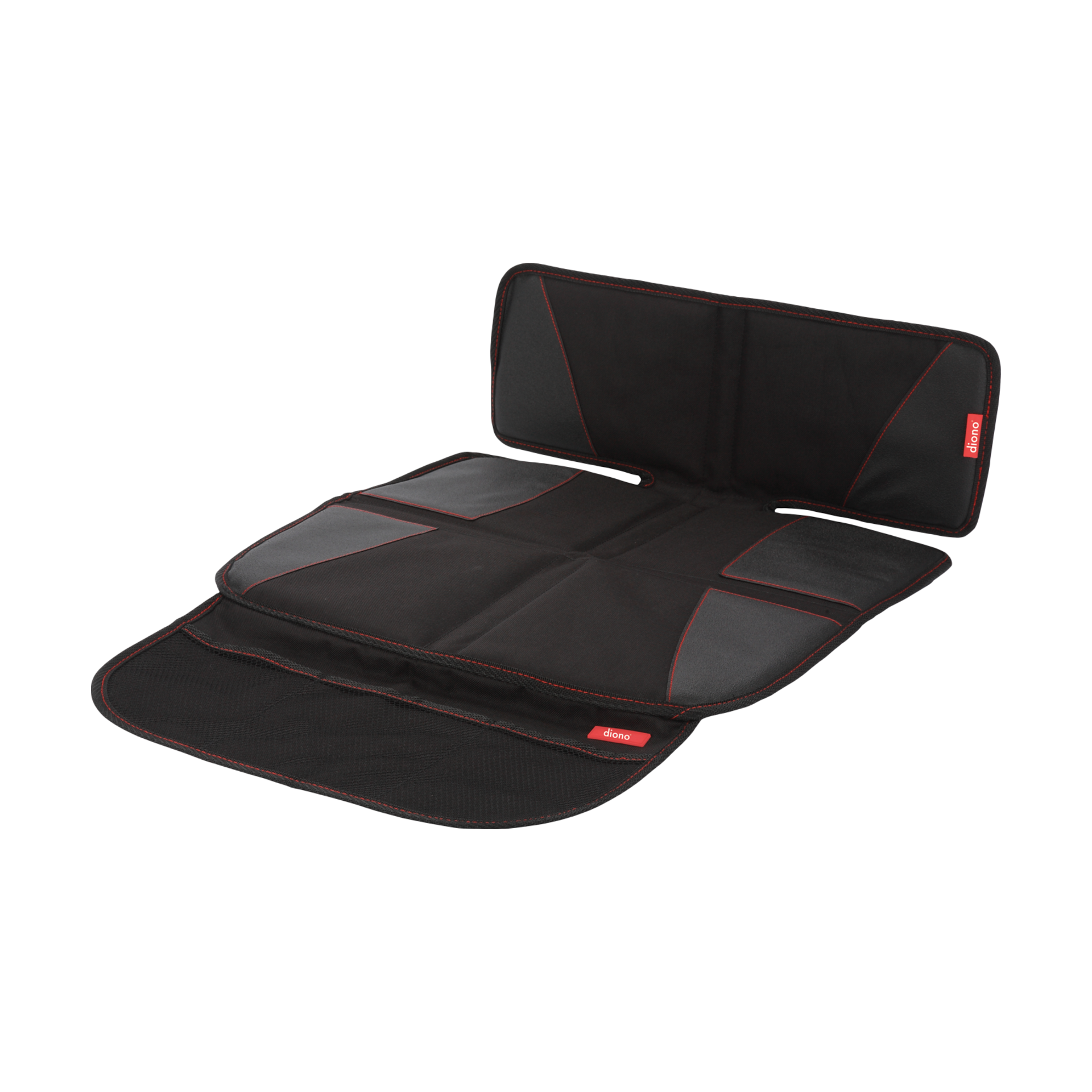 Diono Ultra Mat Full-Size Seat Protector Black New Free Shipping
