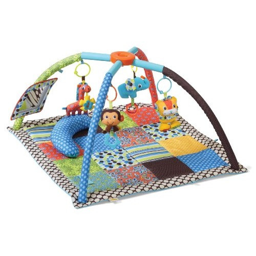 Infantino Square Twist and Fold Activity Gym - $37.55