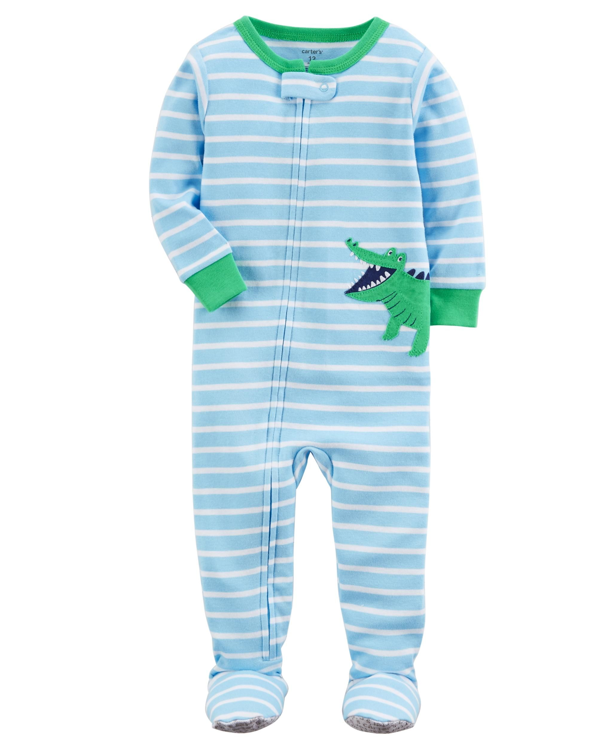 Best Baby and Toddler Pajamas of 2018