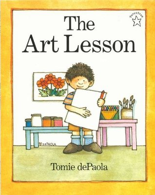 The Art Lesson - $6.00